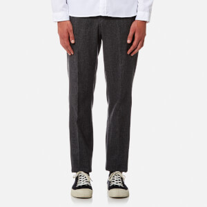Oliver Spencer Men's Fishtail Trousers - Conway Grey
