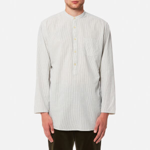 Oliver Spencer Men's Panarea Shirt - Farner Cream