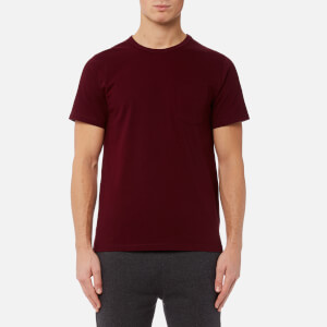 A.P.C. Men's Lilo T-Shirt - Bordeaux