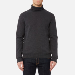 A.P.C. Men's Octave Sweatshirt - Anthracite Chine