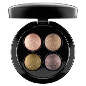 MAC Mineralize Eye Shadow X4 (Various Shades)