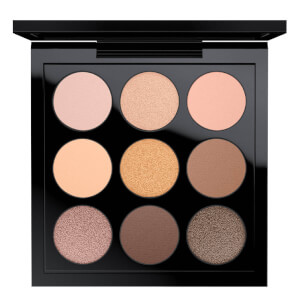 MAC Eye Shadow x 9 – Amber