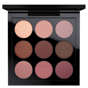 MAC Eye Shadow x 9 - Burgundy