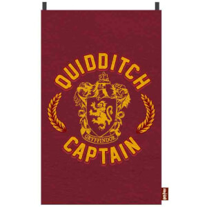 Harry Potter Quidditch Captain Cape Towel