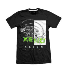 Alien XENO Men's Black T-Shirt
