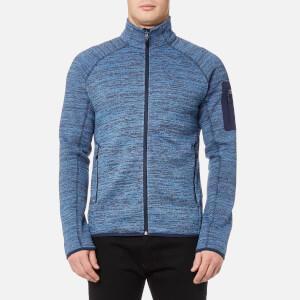 Berghaus Men's Tulach 2.0 Fleece Jacket - Dark Deep Water Marl