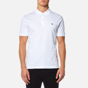 Lacoste Men's Polo Shirt - White