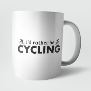 I'd Rather Be Cycling Mug