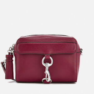 Rebecca Minkoff Women's M.A.B. Camera Bag - Beet