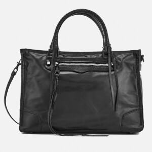 Rebecca Minkoff Women's Regan Satchel - Black