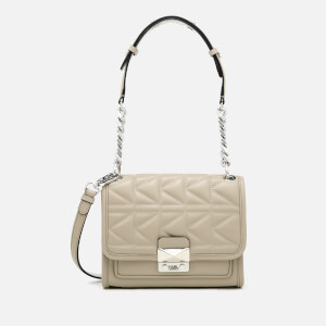 Karl Lagerfeld Women's K/Kuilted Mini Handbag - Earth