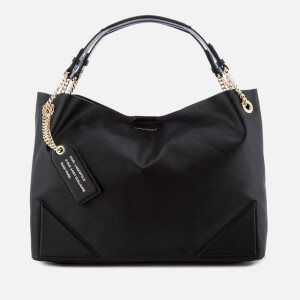 Karl Lagerfeld Women's K/Slouchy Shopper Bag - Black