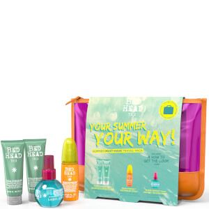 TIGI Bed Head Totally Beachin' Summer Must Have Travel Pack (Worth £44.48)