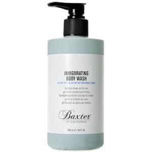 Baxter of California Invigorating Body Wash - Italian Lime/Pomegranate 300ml