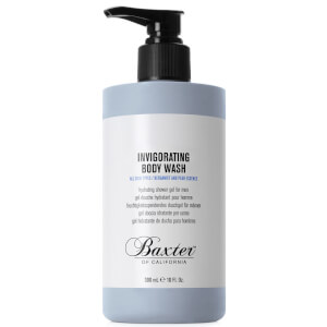 Baxter Of California Invigorating Body Wash Bergamont/Pear (300ml)