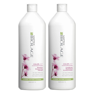 Biolage ColorLast Shampoo and Conditioner Bundle 2 x 1000ml
