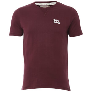 Tokyo Laundry Men's Hemsby Jersey T-Shirt - Wine Tasting