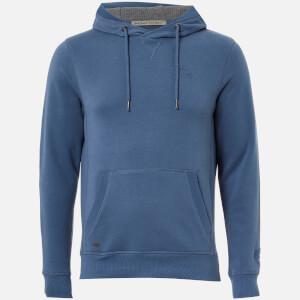 Sweat à Capuche Homme Woodward Tokyo Laundry - Bleu
