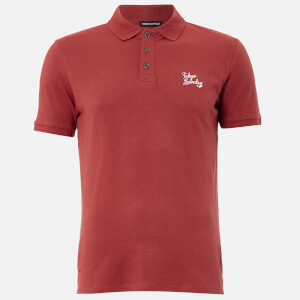 Tokyo Laundry Men's Winterfield Polo Shirt - Rosewood