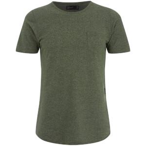 Dissident Men's Pablo Pique T-Shirt - Thyme