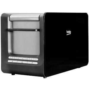 Beko TAM6202B Sense Toaster - Black