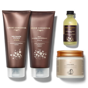Grow Gorgeous The Intense Hair Detox (Worth $131)