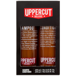 Uppercut Deluxe Shampoo and Conditioner Duo