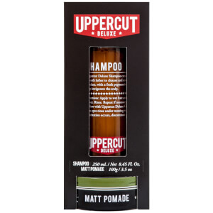 Uppercut Deluxe Shampoo and Matt Pomade Duo