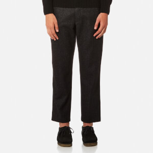 YMC Men's Hand Me Down Trousers - Black