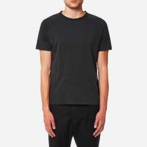 YMC Men's Television Raglan T-Shirt - Black