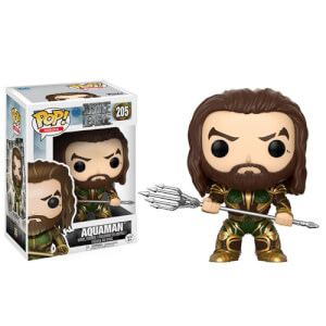 Justice League Aquaman Pop! Vinyl Figur