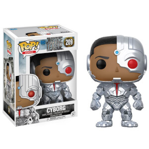 Figurine Funko Pop! Justice League Cyborg