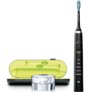 Philips HX9351/52 Sonicare DiamondClean Deep Clean Sonic Electric Toothbrush - Black