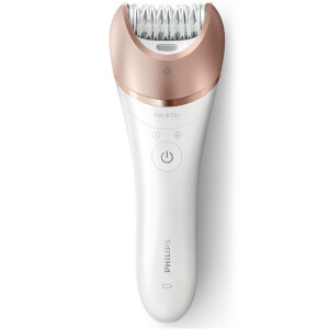 Philips BRE650/00 Satinelle Prestige Wet and Dry Epilator