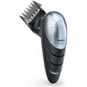 Philips QC5570/13 DIY Hair Clipper with 180 Degree Rotation for Easy Reach