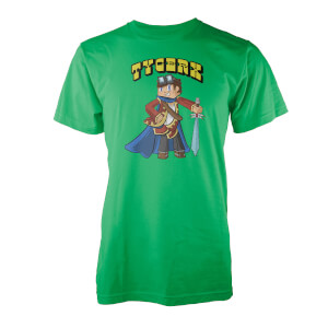 Tycerx Conquering Proudly Green T-Shirt