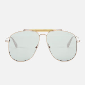 Tom Ford Men's Connor Sunglasses - Shiny Rose Gold/Blue