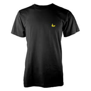 Casually Explained Little Duck Black T-Shirt