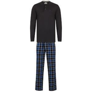 Tokyo Laundry Men's Jenkins Pyjama Set - Dark Navy
