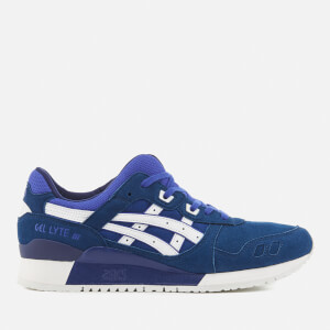 Asics Men's Gel-Lyte III Trainers - Blue/White