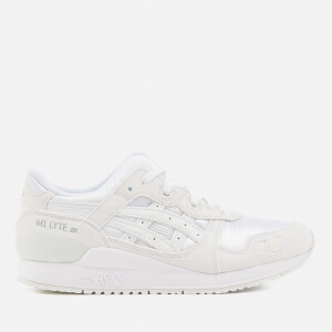 Asics Kids' Gel-Lyte III Trainers GS - White/White