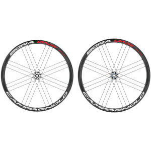 Campagnolo Bora One 35 Disc Brake Tubular Wheelset 2018