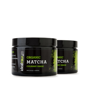 IdealRaw Matcha Tea - 60 Servings