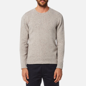 Universal Works Men's Loose Fisherman Jumper - Aran