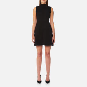 Versace Jeans Women's Knitted Dress - Black