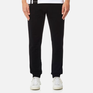 Versace Jeans Men's Cuffed Jog Pants - Nero