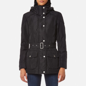 Barbour International Women's Outlaw Jacket - Black