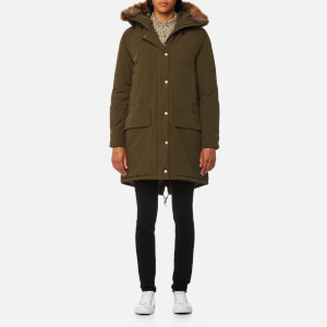 Barbour Heritage Women's Emmott Jacket - Dark Olive
