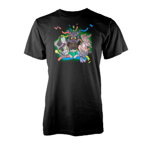 Tycerx Animatronic Black T-Shirt
