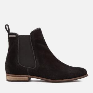 Superdry Women's Millie Suede Chelsea Boots - Black